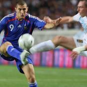 France-Ecosse: Karim Benzema