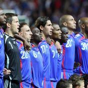 France-Ecosse: L'équipe de France