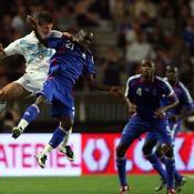 France-Ecosse: Lassana Diarra et Mc Cullogh
