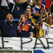 France-Ecosse : supporters écossais
