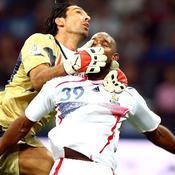 Italie-France: Buffon, Anelka