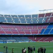 L'OL a Barcelone 5269