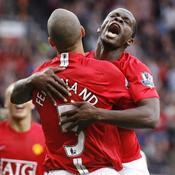Manchester United, Saha