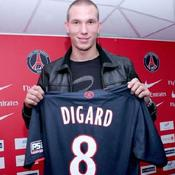 Mercato : Didier Digard - PSG