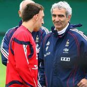Raymond Domenech - Franck Ribéry