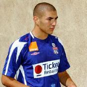 Reprise OL: Karim Benzema
