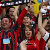 Supporters Milan