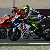 Duel avec Rossi