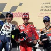 Première victoire avec Ducati