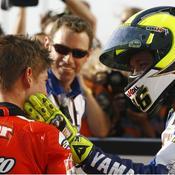 Rossi félicite Stoner
