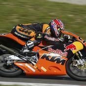 Stoner en 125cc