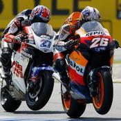 Stoner en MotoGP