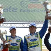 Rallye Grèce Podium