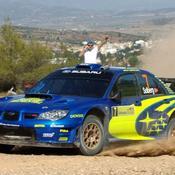 Rallye Grèce Solberg