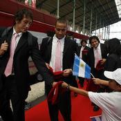 Coupe du Monde de rugby: Argentine, Gare du Nord 4719