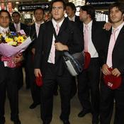Coupe du Monde de rugby: Argentine, Gare du Nord 4720