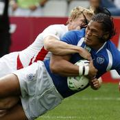 rugby samoa angleterre