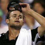 US Open : Andy Roddick