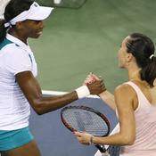 US Open : Venus Williams - Jelena Jankovic