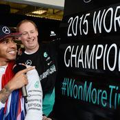 Lewis Hamilton 2015 champion