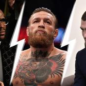 «Escroc McLoser», «sparring avec des enfants»: Khabib et Mayweather se paient McGregor