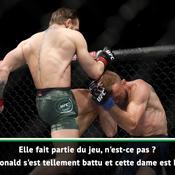 MMA: McGregor est tombé sous le charme de la grand-mère de Cerrone