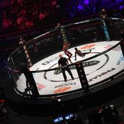 MMA : Une première dans une drôle d'ambiance à Bercy
