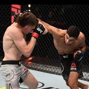Fares Ziam, la nouvelle pépite française de l'UFC