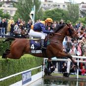 Grand Steeple-Chase de Paris : un trio de choc