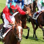 Lope de Vega et Maxime Guyon intouchables dans le Prix du Jockey Club 2010