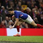 Romain Ntamack : «Tous contents d'avoir remis le drapeau français au sommet»