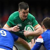 Six Nations : Sexton à la barre d'une Irlande revancharde