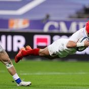 XV de France : Gabin Villière out jusqu'à la fin du Tournoi