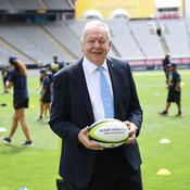 L'Anglais Bill Beaumont réélu à la tête de World Rugby, Bernard Laporte vice-président
