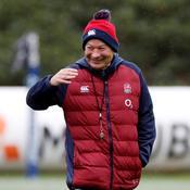 Eddie Jones prolonge son contrat de sélectionneur du XV d'Angleterre