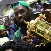 Siya Kolisi, le capitaine des Springboks, multiplie les actions pour les Sud-Africains les plus démunis