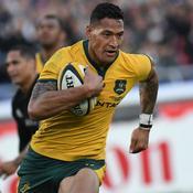 Rugby : la fédération australienne s'excuse auprès de Folau, licencié pour propos homophobes