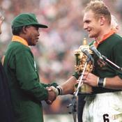 Claude Atcher au Figaro : «En 1995, il fallait que les Springboks soient champions du monde»