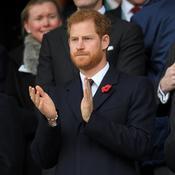 """Le prince Harry dénonce à son tour """"Swing Low, Sweet Chariot"""""""