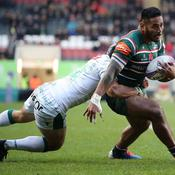 Manu Tuilagi quitte Leicester, direction Béziers ?