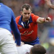 Nigel Owens, la star des arbitres, «sauvé par le rugby»