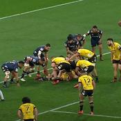 Super Rugby : Le résumé vidéo de la victoire des Hurricanes face aux Highlanders