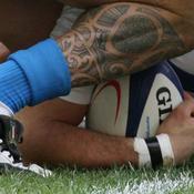 Au Japon, les rugbymen priés de camoufler leurs tatouages