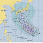 Coupe du monde de rugby : alerte au typhon sur France-Angleterre