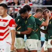 L'Afrique du Sud brise le rêve japonais