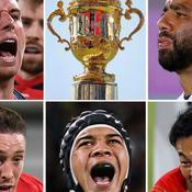 Coupe du monde de rugby : calendrier et résultats