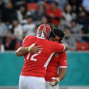 Coupe du monde : pour l'honneur, les Tonga domptent les USA
