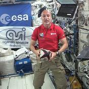Coupe du monde : l'astronaute italien Parmitano va supporter son équipe depuis l'espace