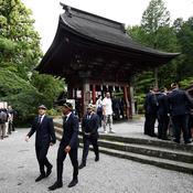 Temple de Fujiyoshida