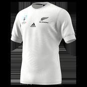 Fougère incrustée, respect du noir et blanc : les All Blacks ont dévoilé leur nouveau maillot